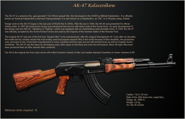 PM Shooter - Warsaw Shooting Range