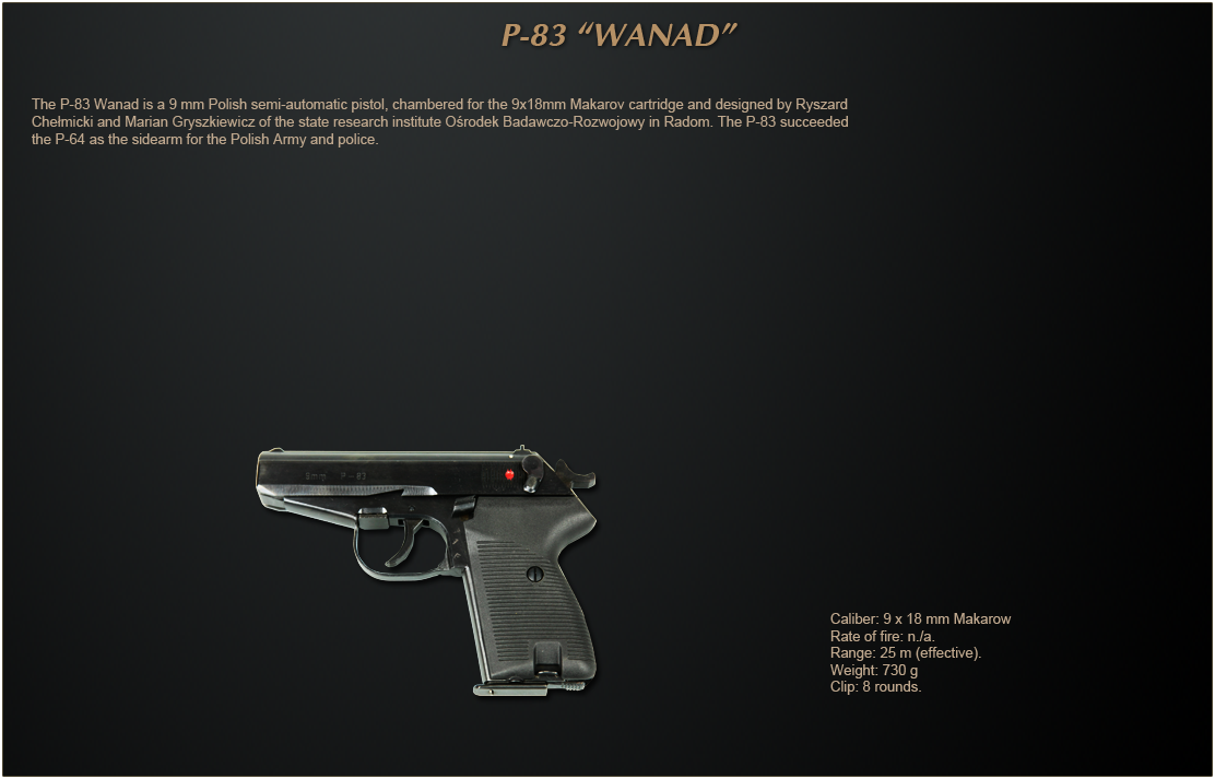 PM Shooter - Warsaw Shooting Range